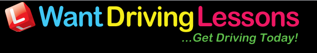 Want Driving Lessons Logo